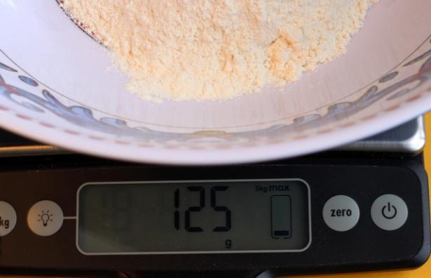measure in grams