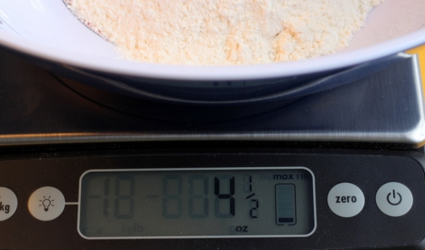 measure in volume