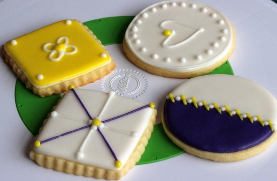A few simple cookies