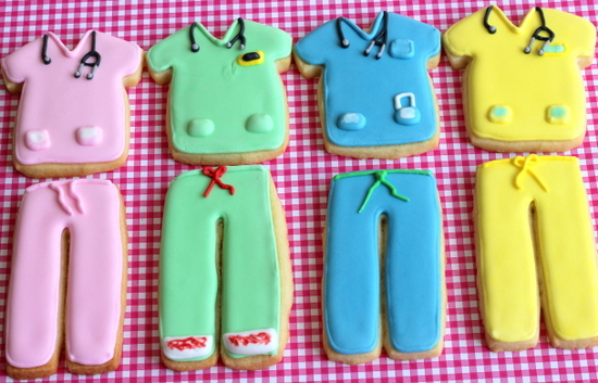scrubs cookies