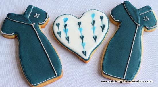 Flight Attendant Cookies